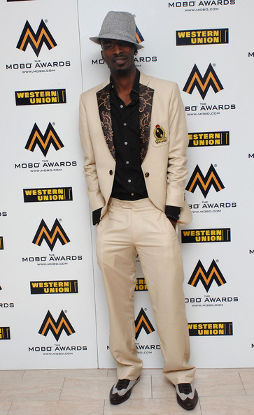9ice - MOBO 2008 'Best African Act'