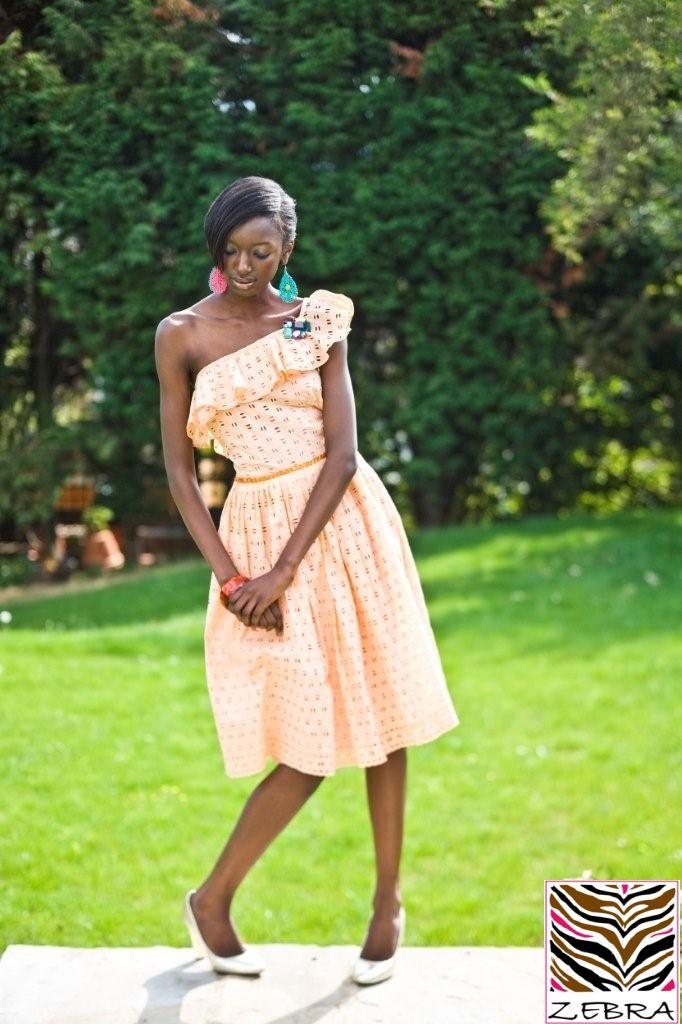The Amaka Dress