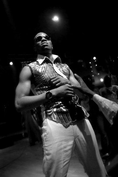 Kokomaster D'Banj feelin' the vibe