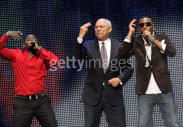 Colin Powell unleashes 'Yahooze' alongside Olu Maintain