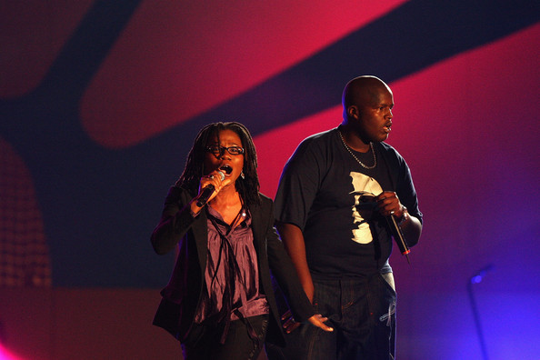 Nigerian songstress Asa performed with SA's HHP