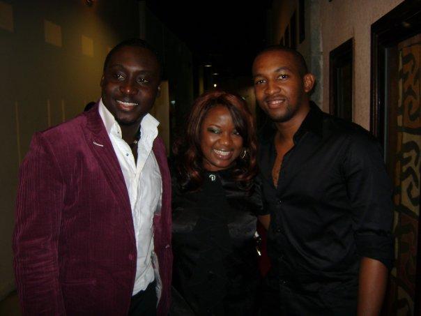 Djinee, Ajibola Olubiyi & Eric