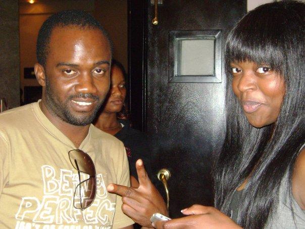 Noble Igwe & Lola Ashafa