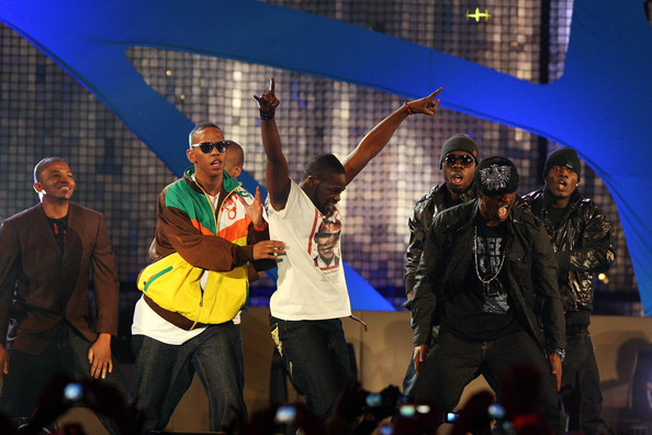SA's Jozi tore up the stage with P-Square