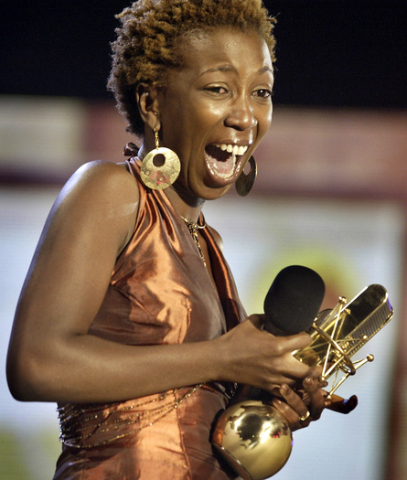 MTV Africa Music Awards (MAMAs) 2008: Winners & Photos