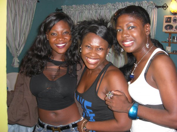 Mercy Johnson, Uche Jombo & Susan Peters
