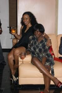Rita and Omawumi