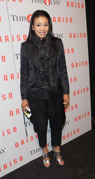 MOMO designer, Fati Asibelua
