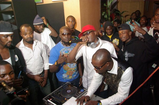 DJ Jimmy Jatt & Elajoe Nwosu mixing it up