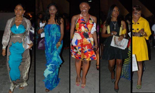 Funke Fowler, Modele Fadayomi, Wunmi Onile-Ere et al brought the poppin' colour