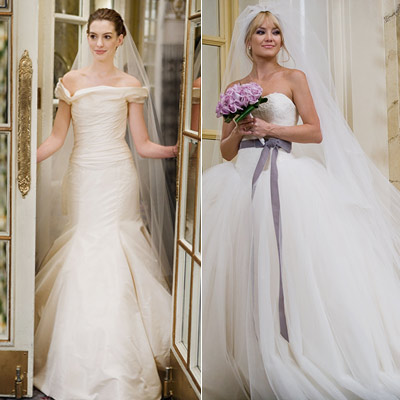 BN EDITS: 11 most iconic wedding dresses in Film and TV - BellaNaija