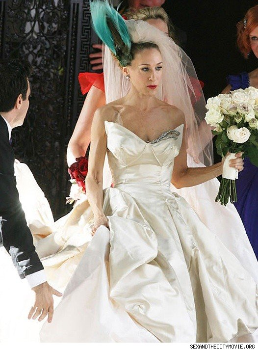 Of Greys Anatomy Ends Sadly With Dr Preston Burke Leaving Christina Yang On The Aisle In This Mermaid Cut Intricately Beaded Bodice Wedding Dress
