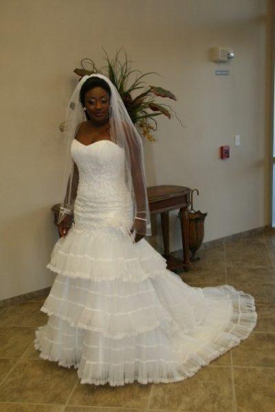 Down The Aisle With Love Nollywood Star Ini Edo Amp Phillip Ehiagwinas White Wedding