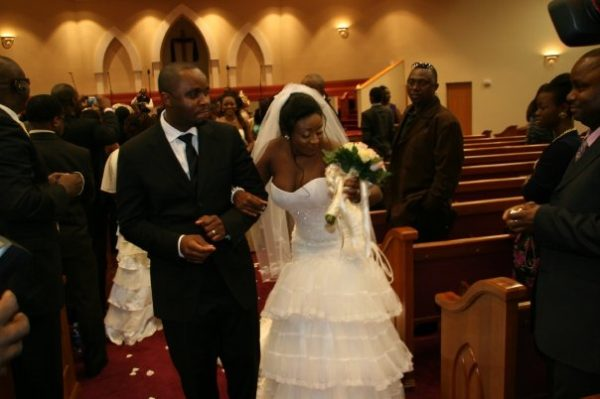 Down The Aisle With Love: Nollywood Star Ini Edo & Phillip