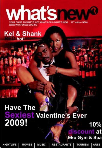 Shank & Kel do What's New