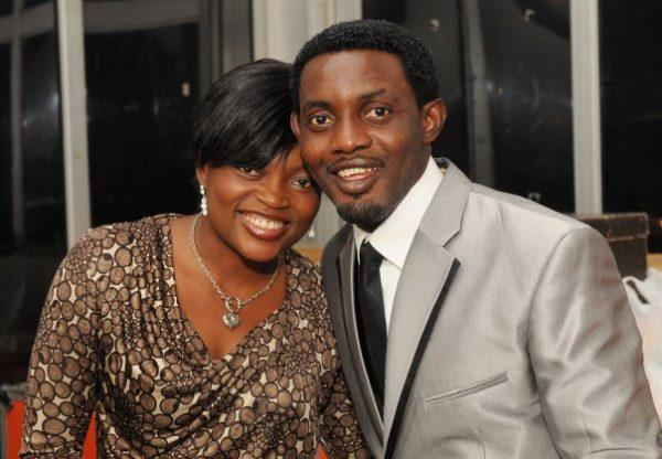 Funke Akindele & AY