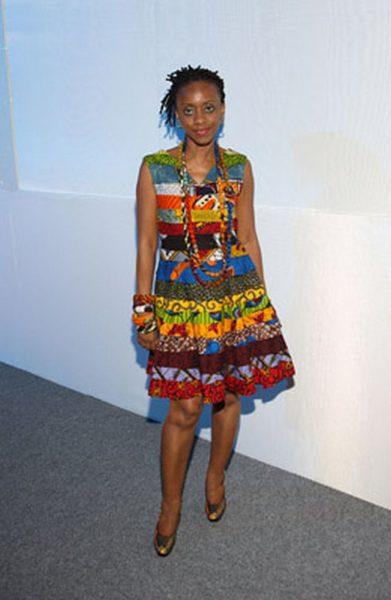 ARISE Africa Most Innovative Designer 2009 - Ituen Basi