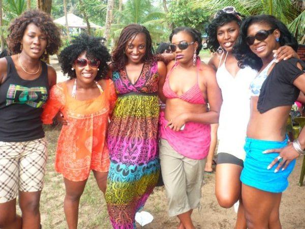 Nollywood Represented: Stephanie Okereke, Uche Hombo, Kate Henshaw Nuttall, Ufuoma Ejenobor and Susan Peters