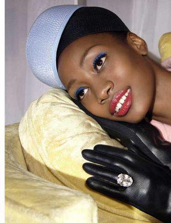 Face of Africa 2006 - Venantia Otto