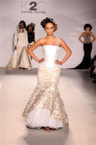 Kosibah rocks the house at fashion show