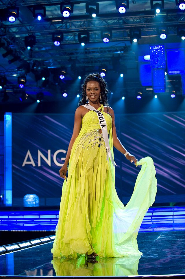 More from Miss Universe 2009 – African Queens in National Costume ...