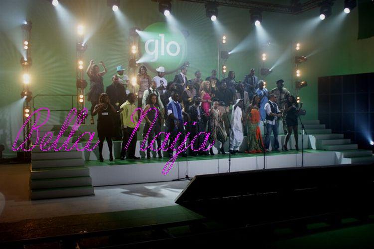 Glo Ambassadors Advert Jozi Bella Naija023