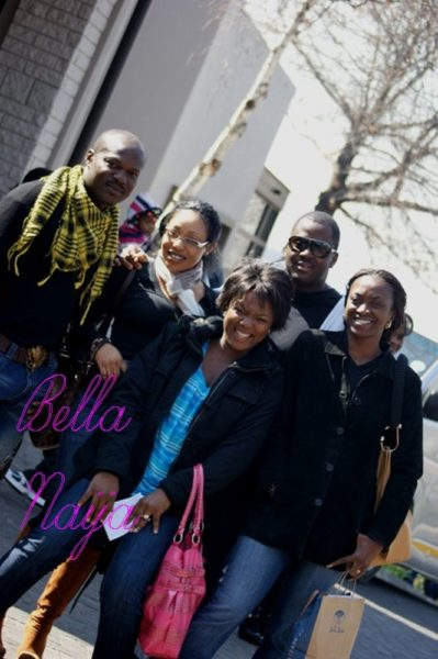 Glo Ambassadors Jozi Bella Naija012