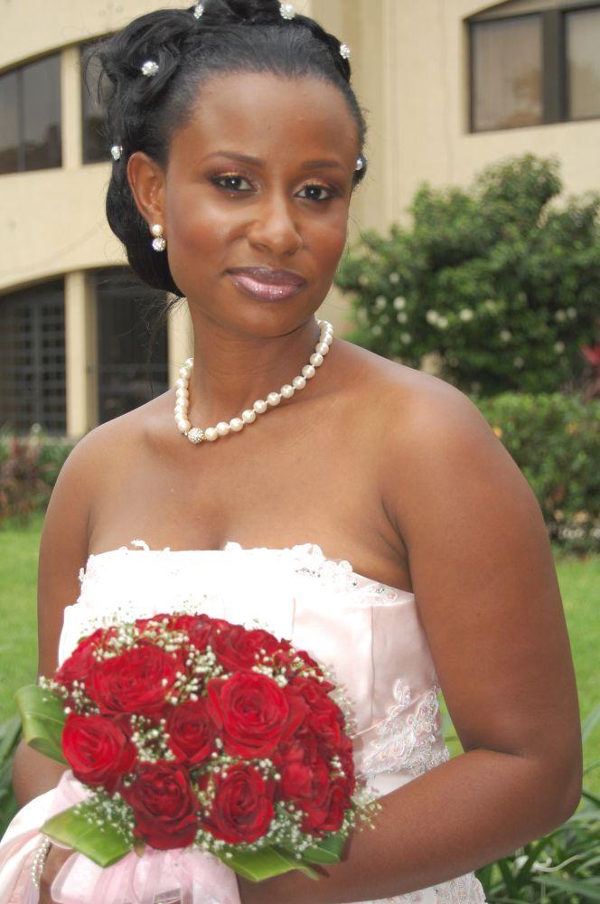 Nyore wedding dress
