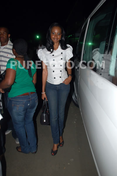 Omowunmi at ThisDay Music Festival 2007