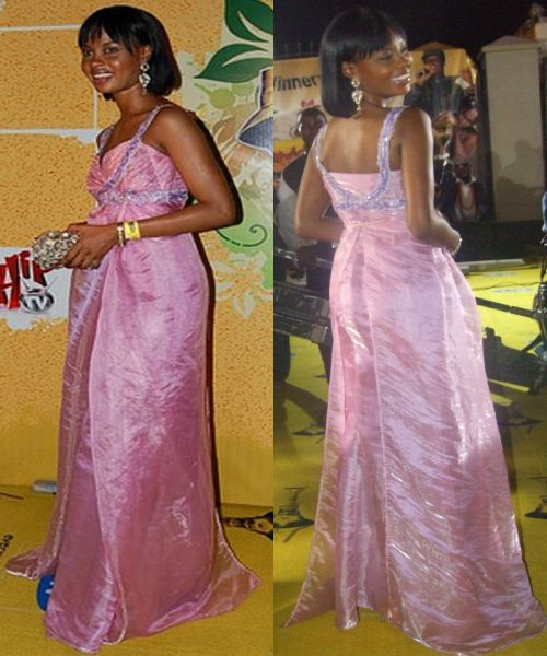 Omowunmi at the 2008 Hip Hop World Awards in MAI