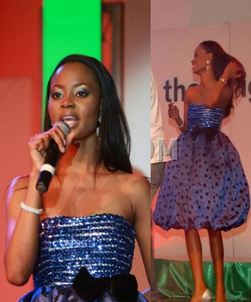 Omowunmi at Future Awards 2008 1
