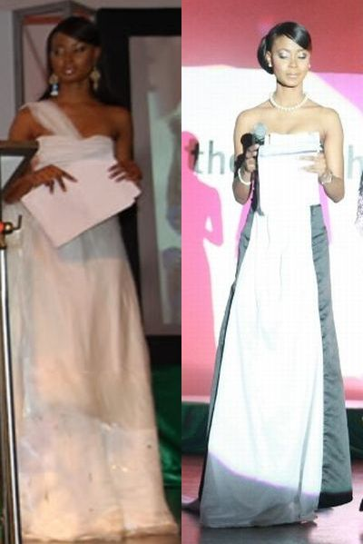 Omowunmi at Future Awards 2008