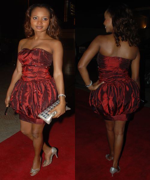 Omowunmi at the SMVA 2009 in MAI