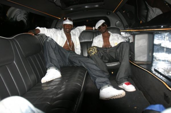 P-Square new limo