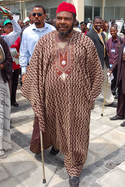 Pete Edochie Kidnapped