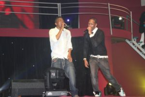 SA's Jozi on stage