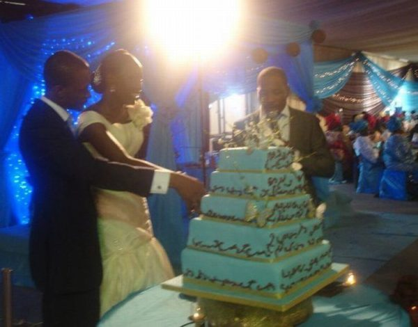 Seun & Akin Wedding Bella Naija002