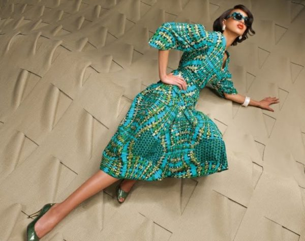 Vlisco Touch of Sculpture Bella Naija009