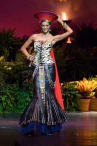 Tatum Keshwar - Miss South Africa 2009 - National Costume