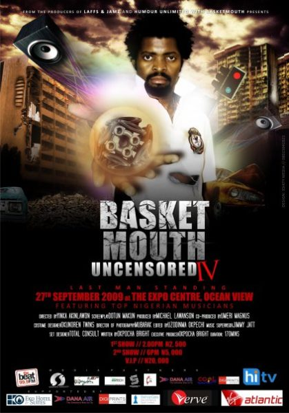 Basketmouth IV