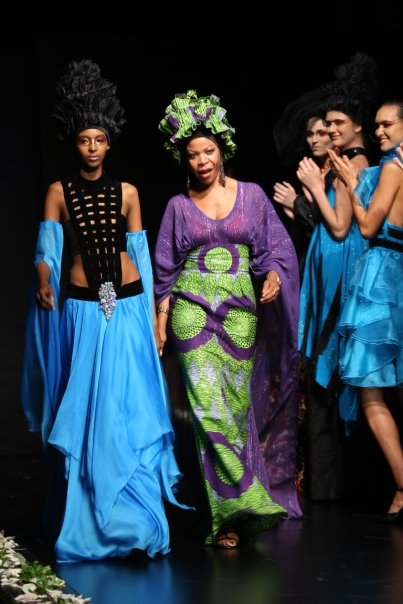 Nigerian Designers At The Couture Fashion Week Fashion