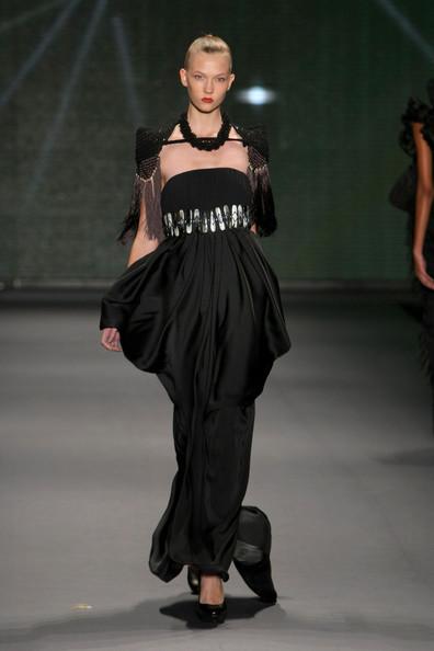 David Tlale ARISE New York Fashion Week Bella Naija001