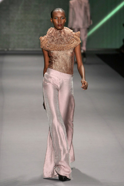 David Tlale ARISE New York Fashion Week Bella Naija004