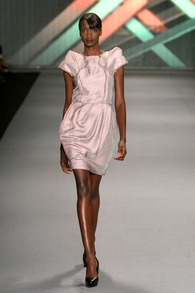 David Tlale ARISE New York Fashion Week Bella Naija012