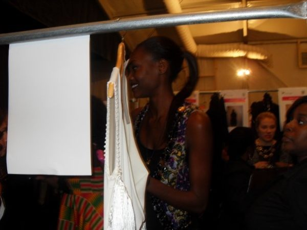 The ever gorgeous Oluchi