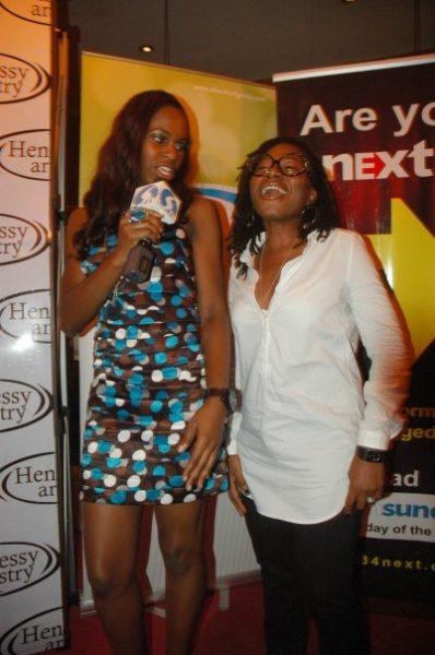 STV's Vixen chats with Asa