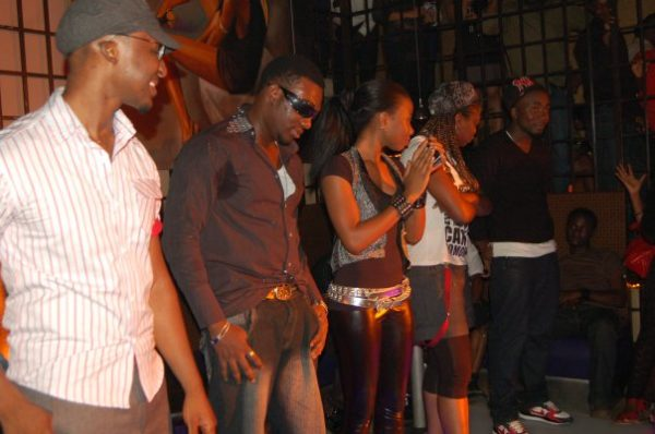 The Hennessy Aristry Quint - Bez, Jimmy Flames, Mo'Cheddah, Blaise & Ice Prince