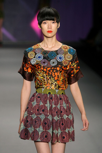 Jewel by Lisa ARISE New York Fashion Week Bella Naija003