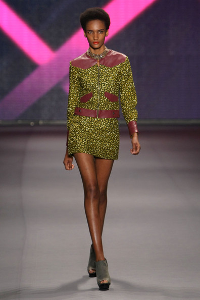 Jewel by Lisa ARISE New York Fashion Week Bella Naija007