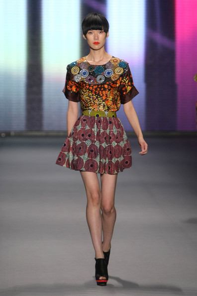 Jewel by Lisa ARISE New York Fashion Week Bella Naija010